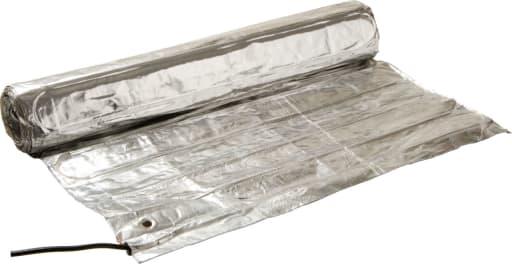 Heatcom Alu-mat elgulvvarme 1200W 15m²