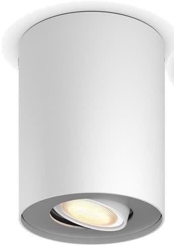 Philips Hue påbygningsspot Pillar single spot