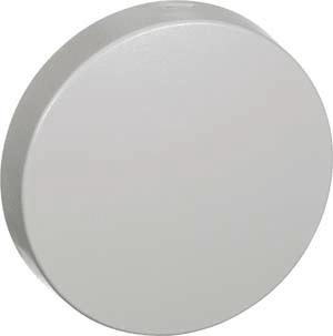 Dæksel for lampeudtag med sideindgang