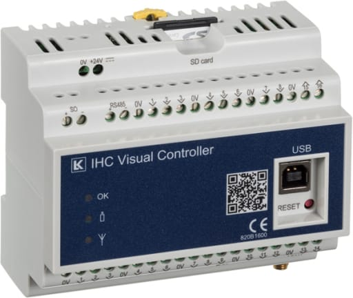 IHC Control Controller Visual med Viewer