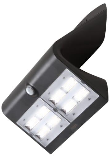 Mylight Wall Light 04 væglampe med sensor & solcelle