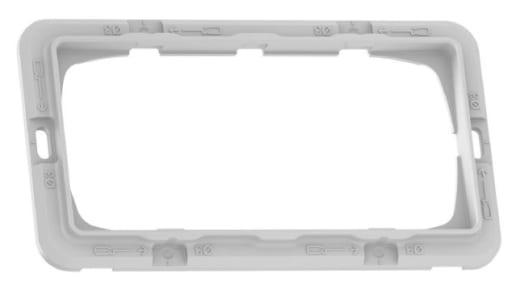 Teknisk monteringsramme 2 modul - LK Fuga