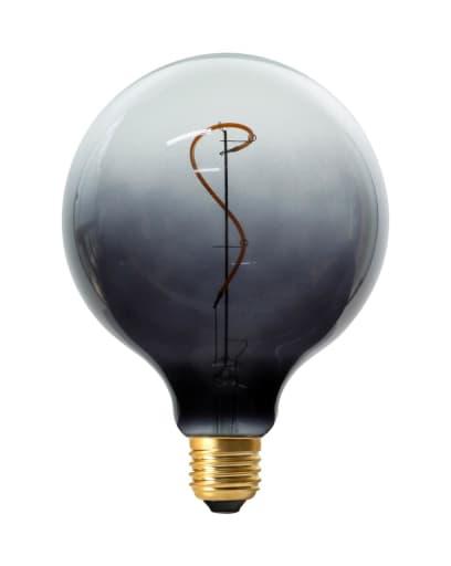 LED Globepære med farvet og 3-trins dæmp