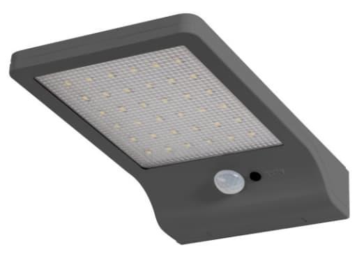 Ledvance væglampe med sensor & solcelle