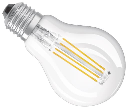 Osram Ra95 E27 klar LED kronepære 5W