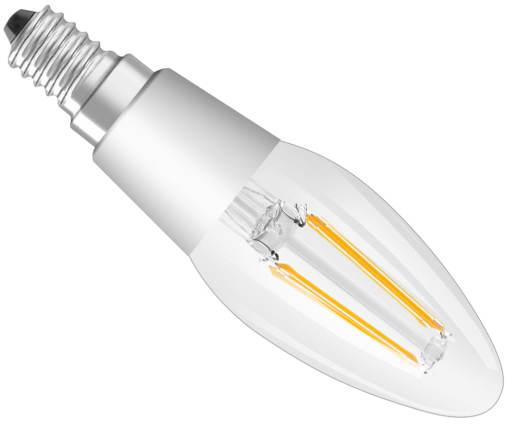 Osram Ra95 E14 klar LED kertepære 5W
