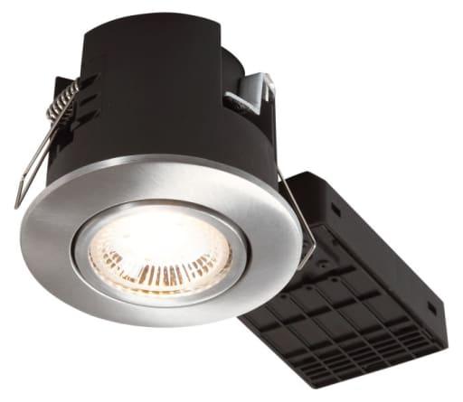 Hilux LED spots 60° 4W erstatter 35W
