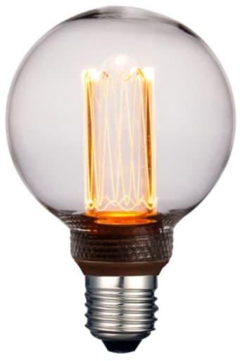 """Colors """"kultråds"""" LED mini globepære E27 - 3 trins dæmp"""