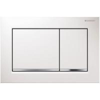 Køb Geberit Duofix Omega indbygningscisterne top/frontbetjent wc-element, Højde 82 cm 617060700