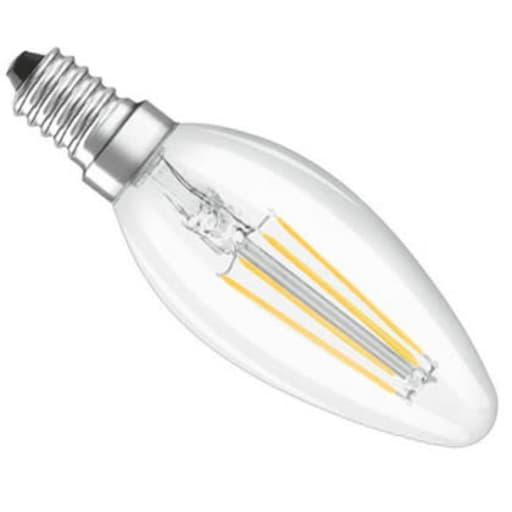 Osram Active & Relax E14 klar kerte LED pære