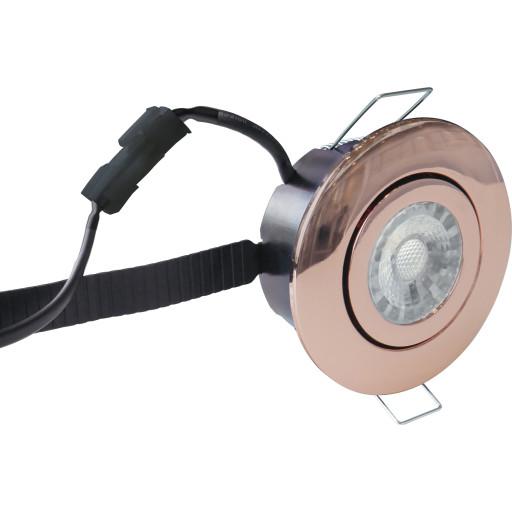 Nordtronic LED spot 6W erstatter 35W