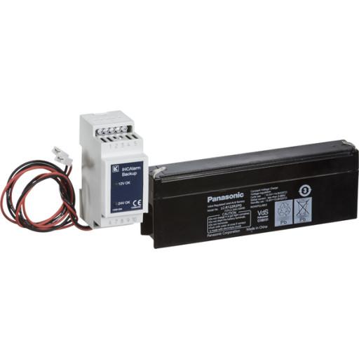 IHC Control Alarm backup inkl. batteri 12V