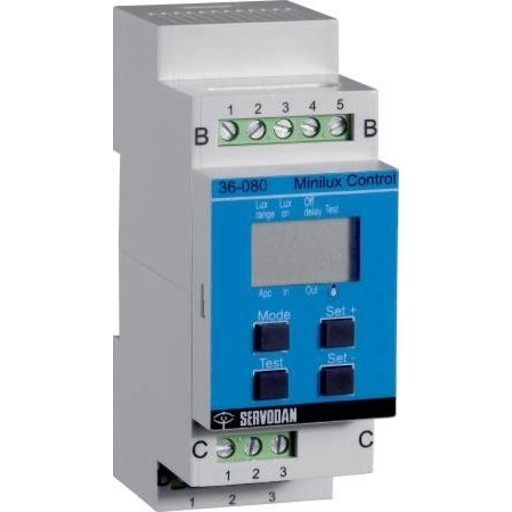 Minilux control m/display 36-080