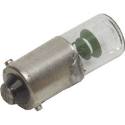 Glimlampe for 230V