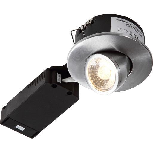 Nordtronic Low Profile LED spot Tilt 6W