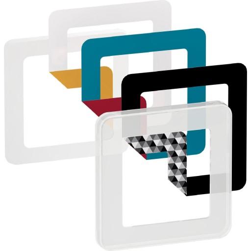 LK Fuga Choice design ramme 1 modul