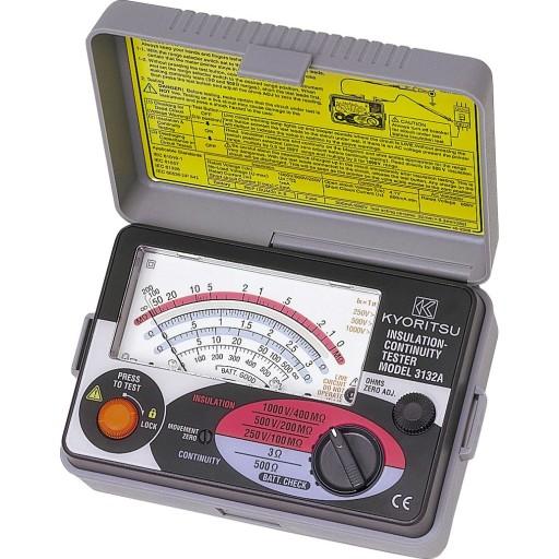 "Kyoritsu isolationstester K3132 ""megger"""