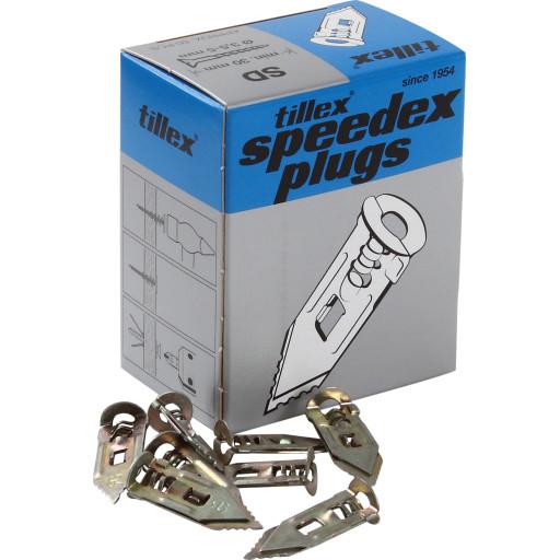 Tillex gipsplugs 9-13mm
