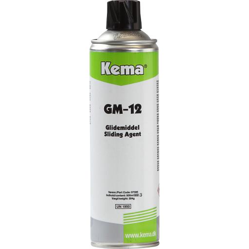 Kema GM-12 glidemiddel spray