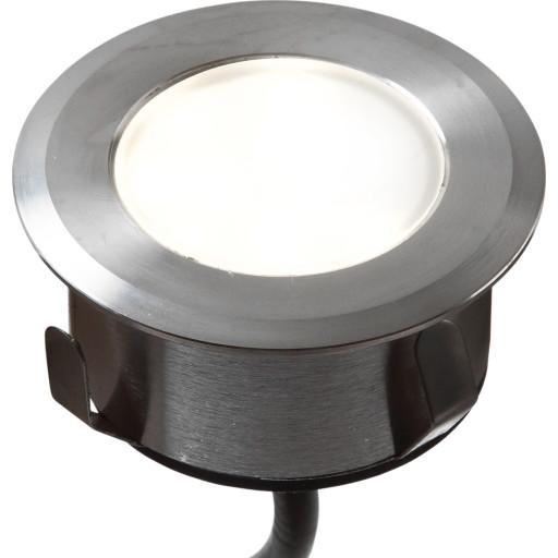 Hortus LED indbygningsspot rund Ø64