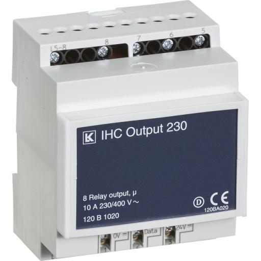 IHC Control Output modul