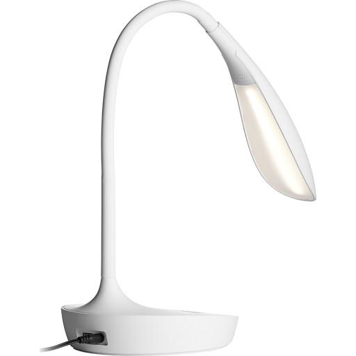 Samba bordlampe med USB udtag