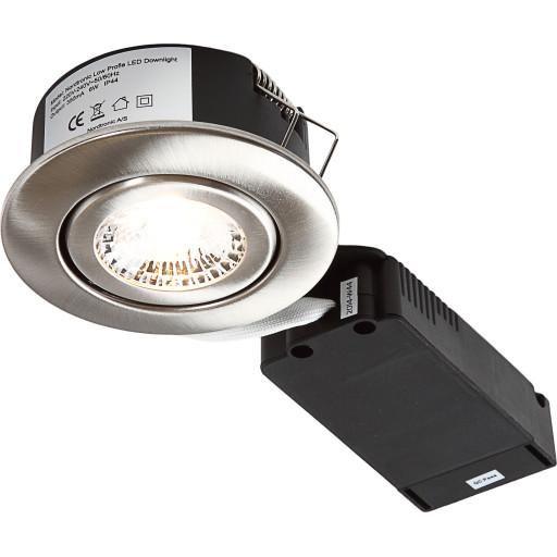 Nordtronic udendørs LED spot 6W