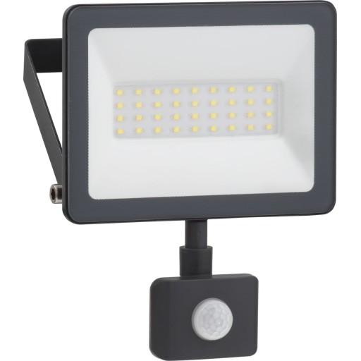 Schneider Electric Mureva LED projektør med sensor 20W