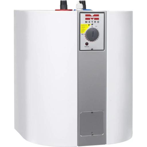 Metro el-vandvarmer 15 liter Rør opadvendt