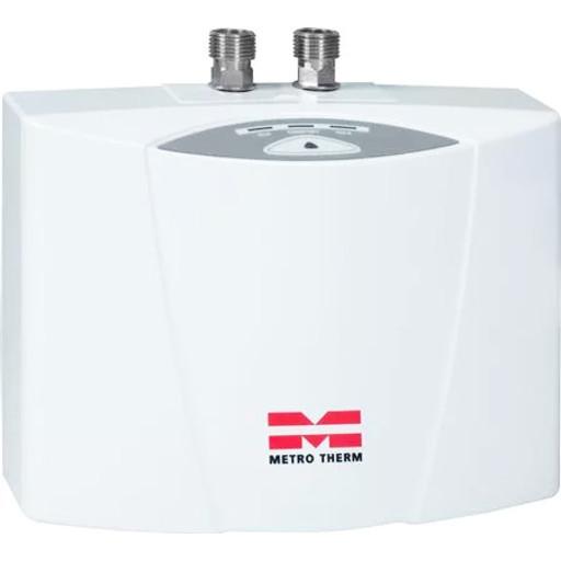 Metromini 4MX el vandvarmer gennemstrømning
