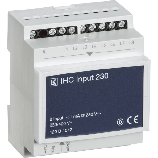 IHC Control Input 24V & 230V