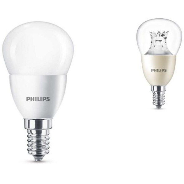 Philips Hue White 5,5 W E14 LED mignonpære | Lampegiganten.no