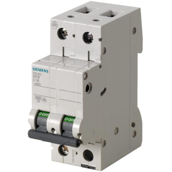 Siemens Automatsikring 1P+0