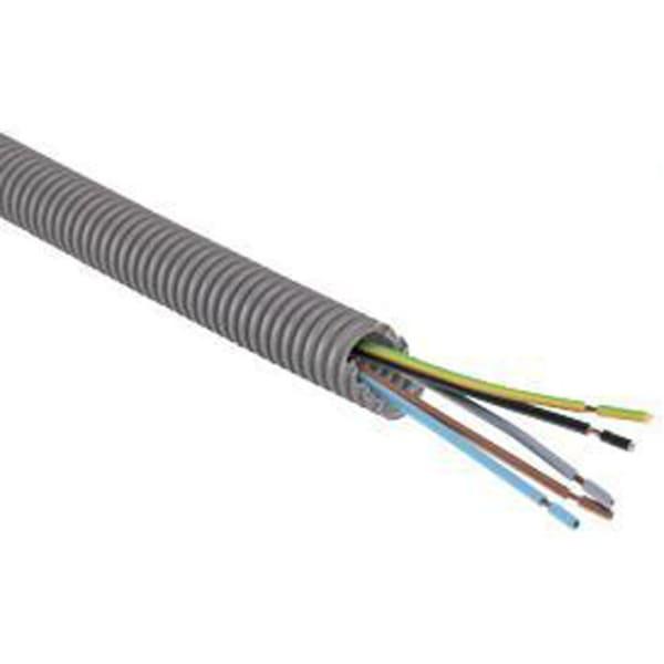 Flexrør med PVL ledning