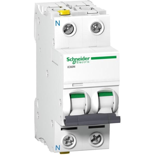 Schneider Automatsikring 1P+0