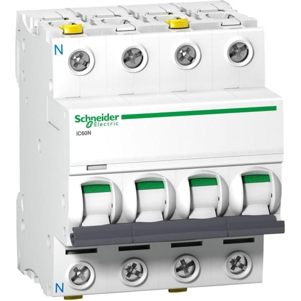 Schneider Automatsikring 3P+0