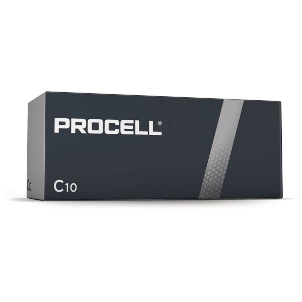 Duracell Procell C batterier 10 stk.