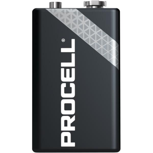 Duracell Procell 9V batterier 10 stk.
