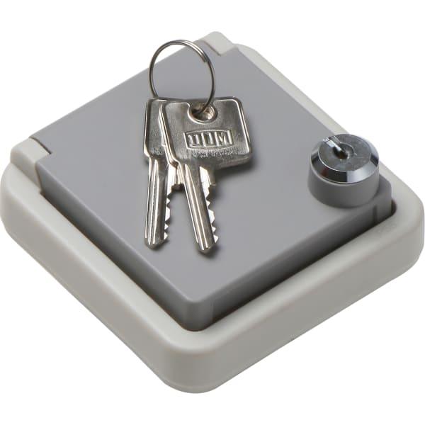 LK OPUS 74 stikkontakt med lås