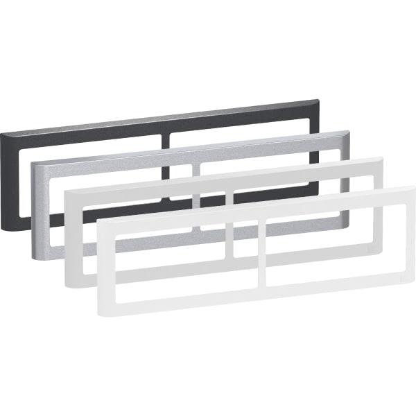 LK Fuga Design ramme 63 Soft 2x2 modul