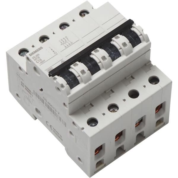 Siemens Automatsikring 3P+0