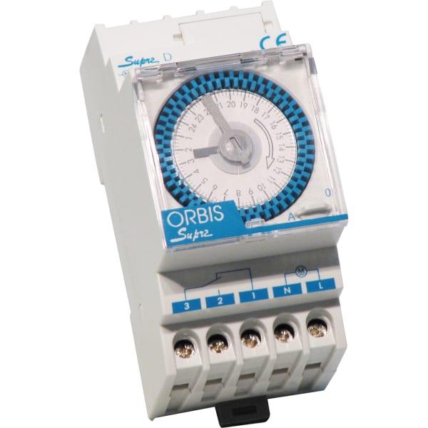 Orbis 48 timers mekanisk døgnur