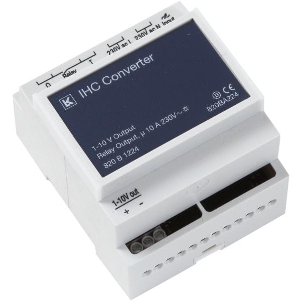 IHC Control 1-10V Converter