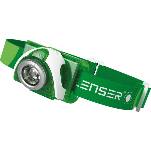 LED Lenser pandelampe med 3 styrker