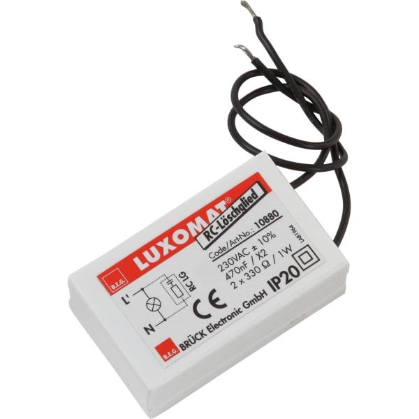 Luxomat RC-Dæmpeled