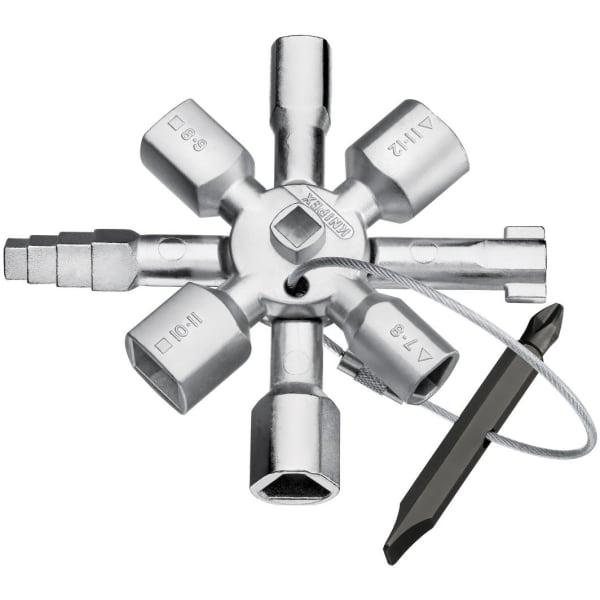 """Knipex Universalnøgle """"Twin Key"""""""