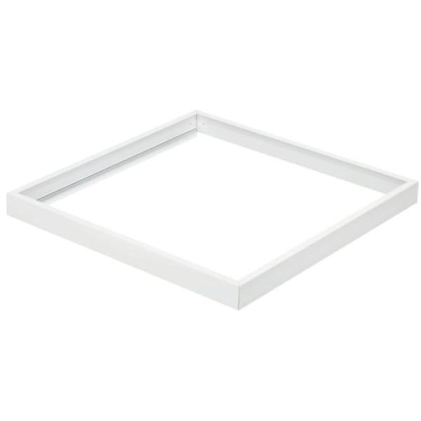 Hvid monteringsramme til Philips Coreline LED Panel 60x60cm