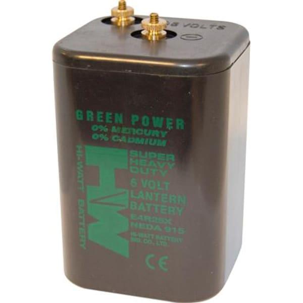 Batteri 6V type 420 4R25