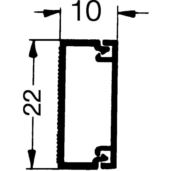 Minikanal - 10/22mm