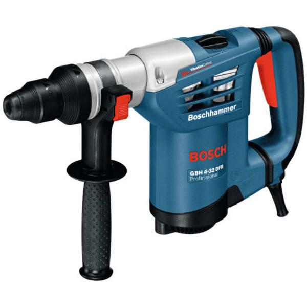 Bosch borehammer til 230V